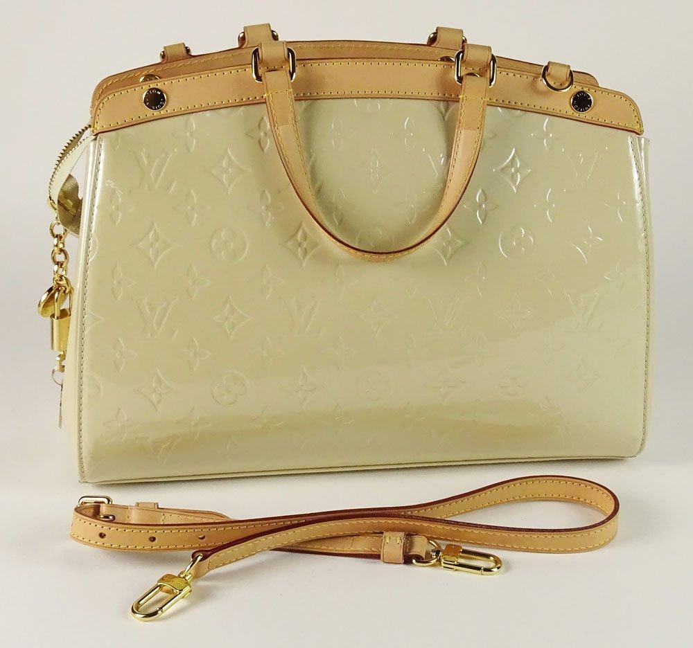 Louis Vuitton Brea MM MV Blanc Corail Lady's Handbag. - 7