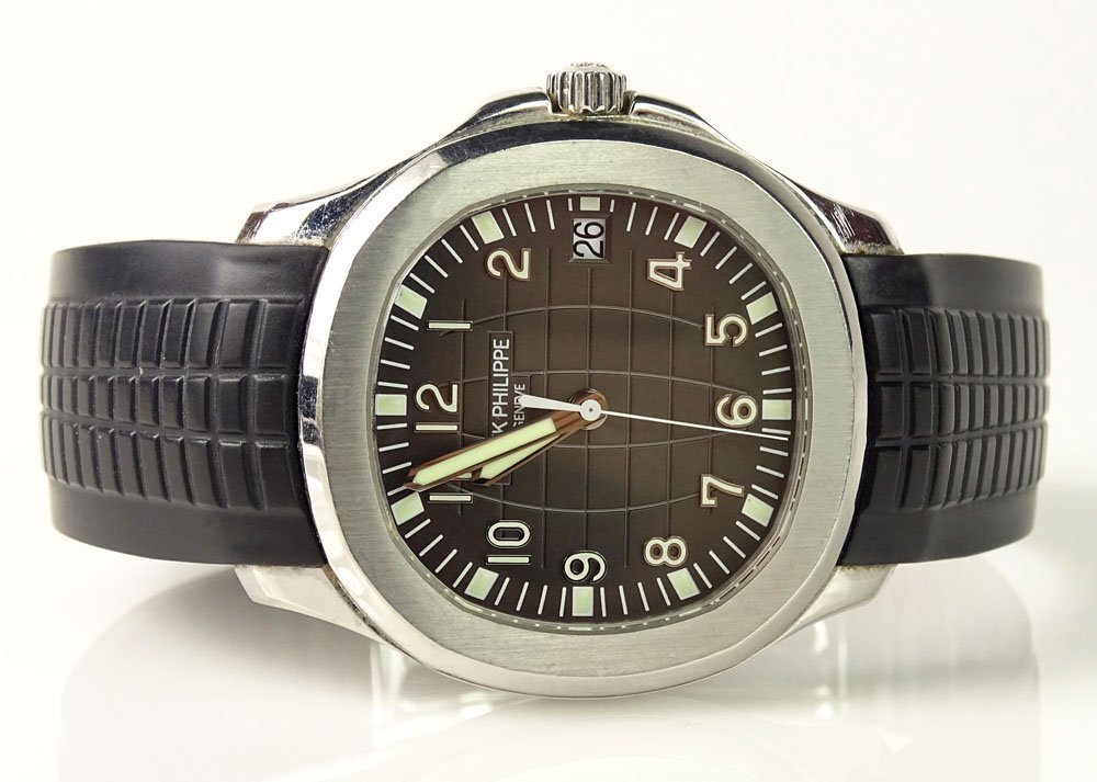 Patek Philippe Aquanaut Stainless Steel Watch with