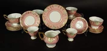 Twenty-Nine (29) Piece Royal Crown Derby Porcelain