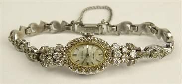 Vintage Croton 14 Karat Gold and Sterling Silver