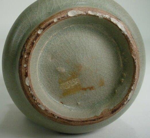 7: Longquan Celadon Double Handled Tea Cup Southern Son - 5