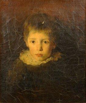 Alois Erdtelt, German (1851-1911) Oil On Canvas