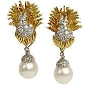 Ladys Vintage approx 30 Carat Round Cut Diamond