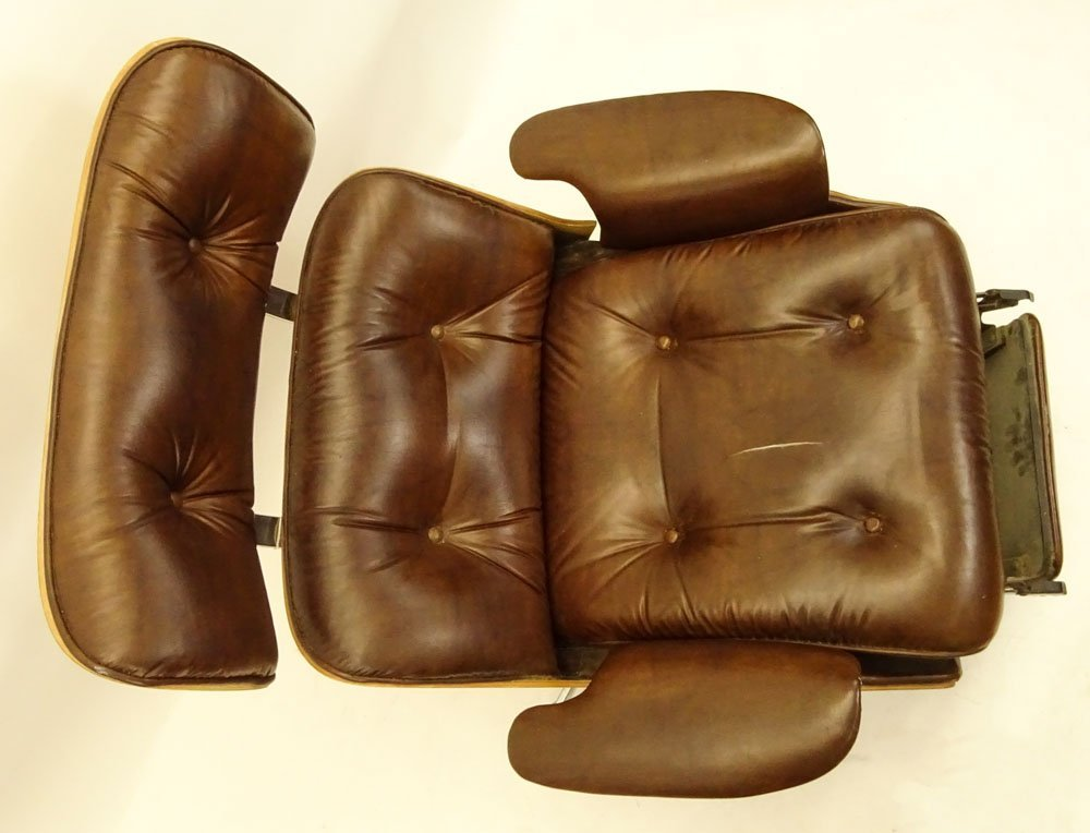 Mid Century Modern Plycraft Eames Style Recliner With - 3
