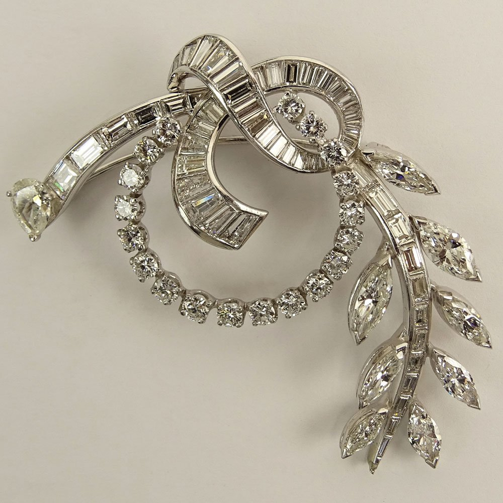 Good Quality Vintage Approx. 9.0 Carat Diamond and