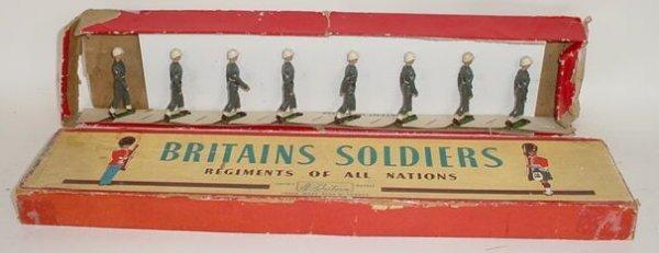 518: 1948 to 1965 William Britains #2021 US Military Po