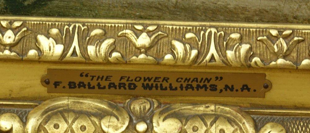 Frederick Ballard Williams, American (1871-1956) Oil on - 4