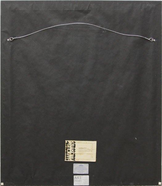 Alexander Calder, American  (1898-1976) Lithograph on - 5