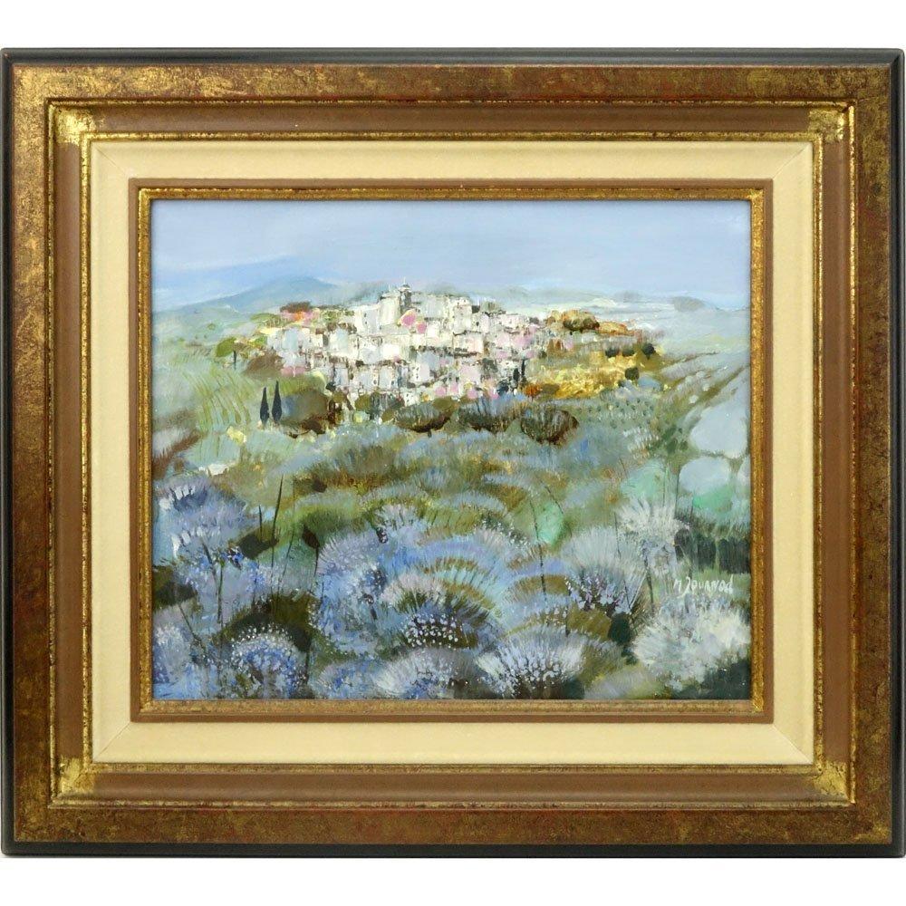 Monique Journod, French  (b. 1935) Oil on Canvas - 2