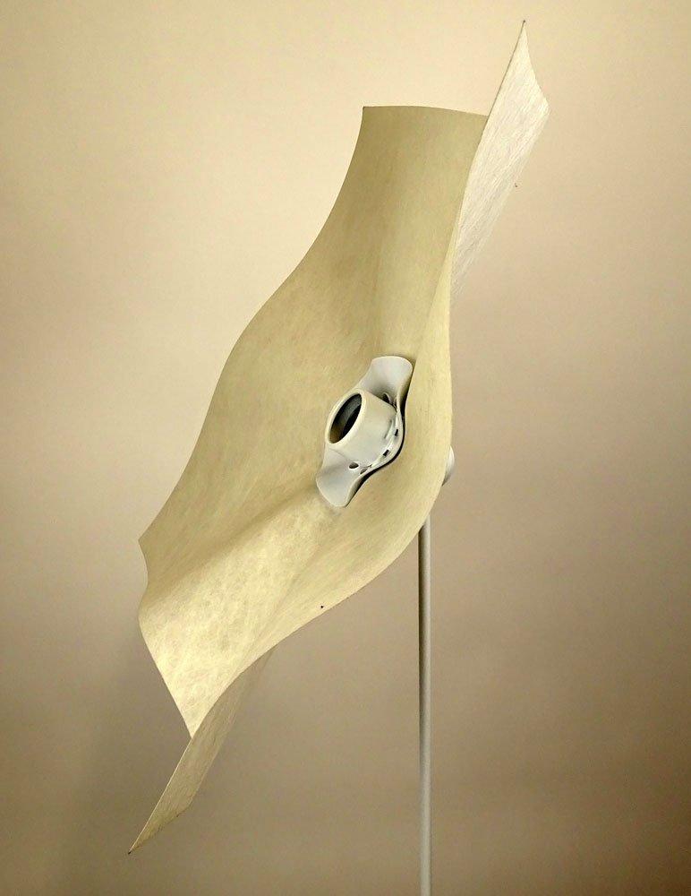 "1970's Vintage Mario Bellini ""Area"" Floor Lamp. - 5"
