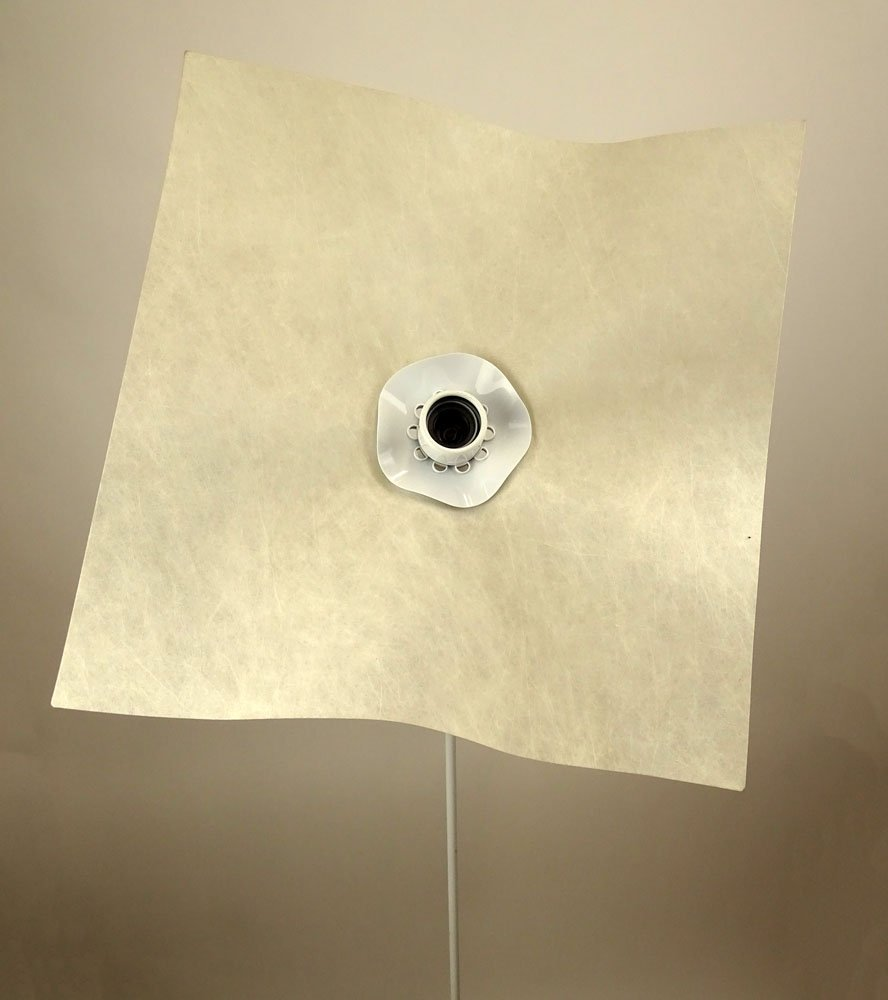 "1970's Vintage Mario Bellini ""Area"" Floor Lamp. - 6"
