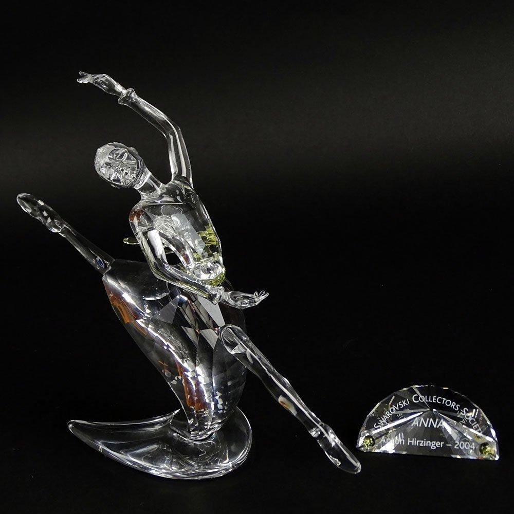 "Swarovski Crystal Anna ""Magic of Dance"". Very Good"