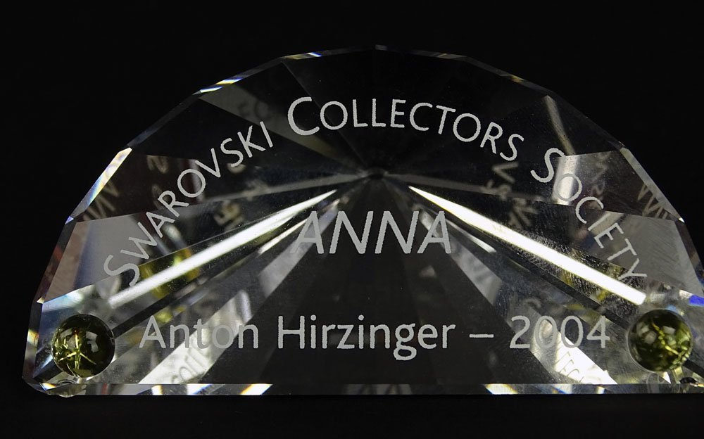 "Swarovski Crystal Anna ""Magic of Dance"". Very Good - 2"