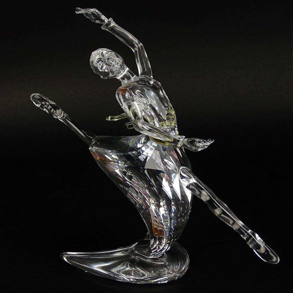 "Swarovski Crystal Anna ""Magic of Dance"". Very Good - 3"
