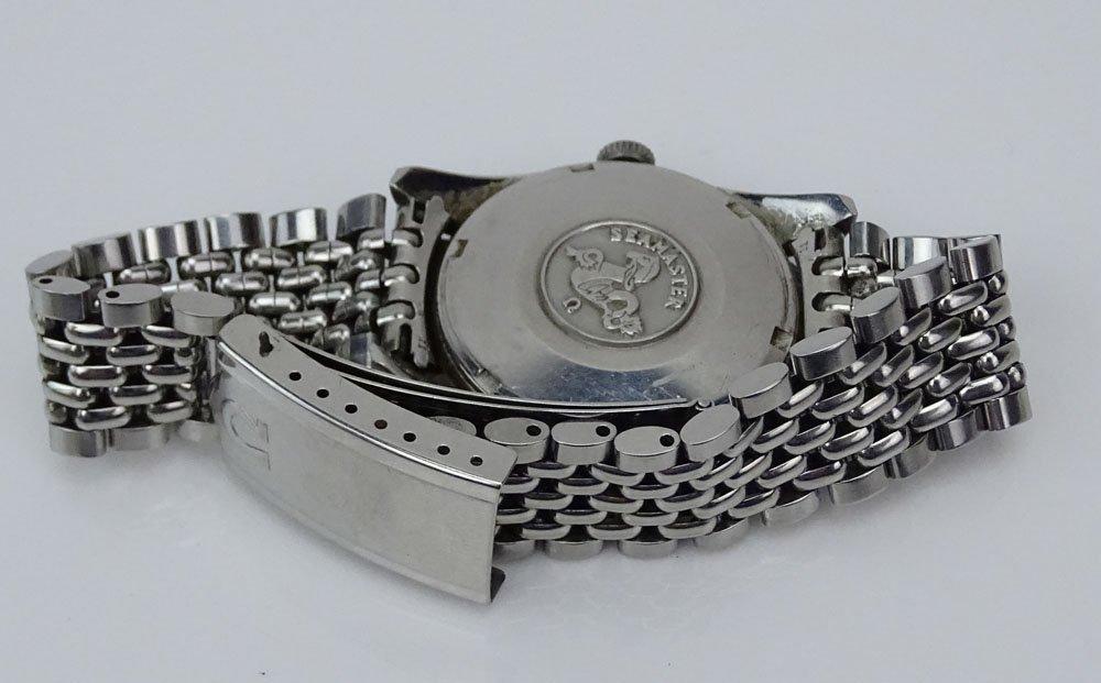 Man's Vintage Omega Stainless Steel Seamaster Bracelet - 3
