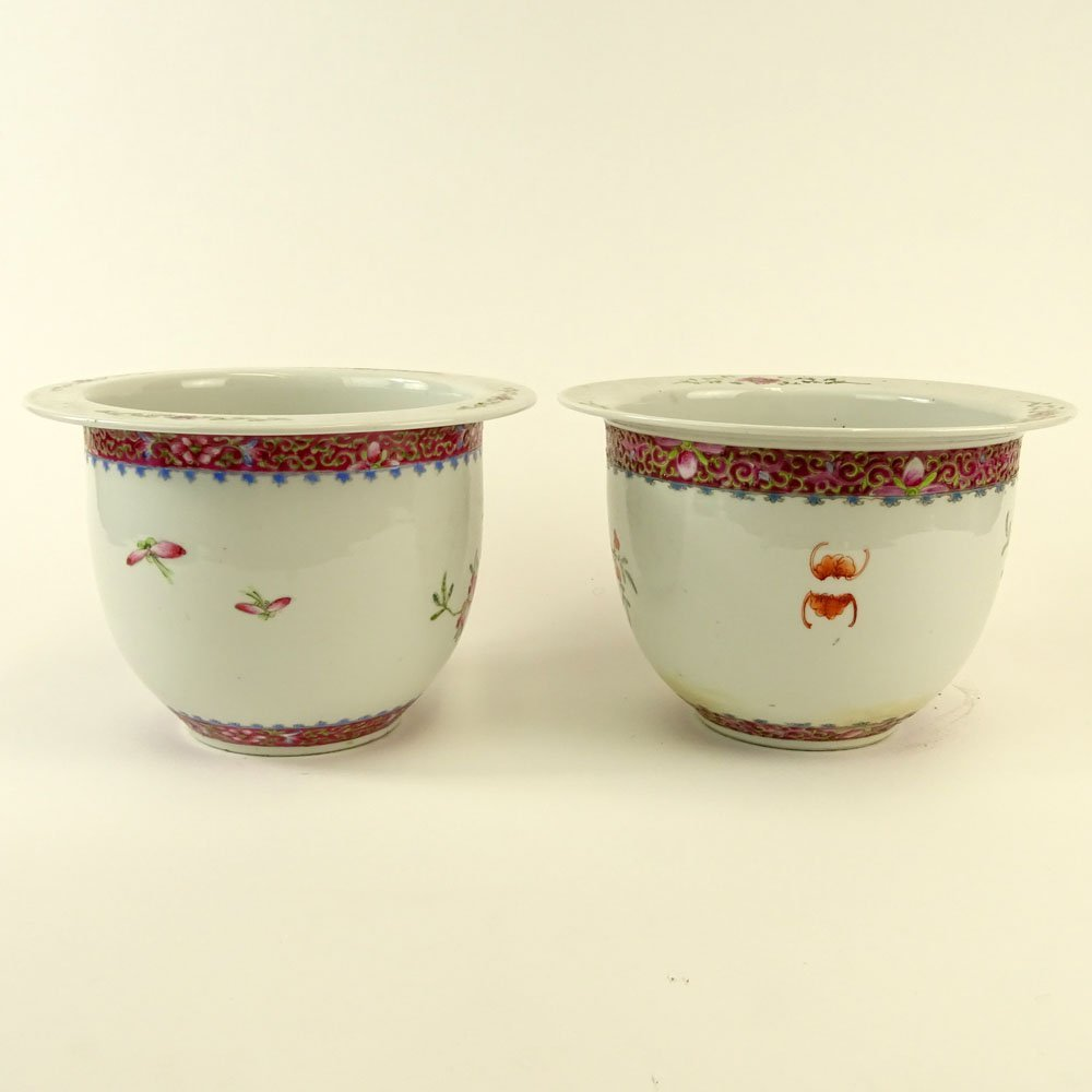 Pair Associated 19/20th Century Chinese Porcelain - 3