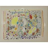 """Pablo Picasso, Spanish, (1881-1973) """"Le Picador II"""""""