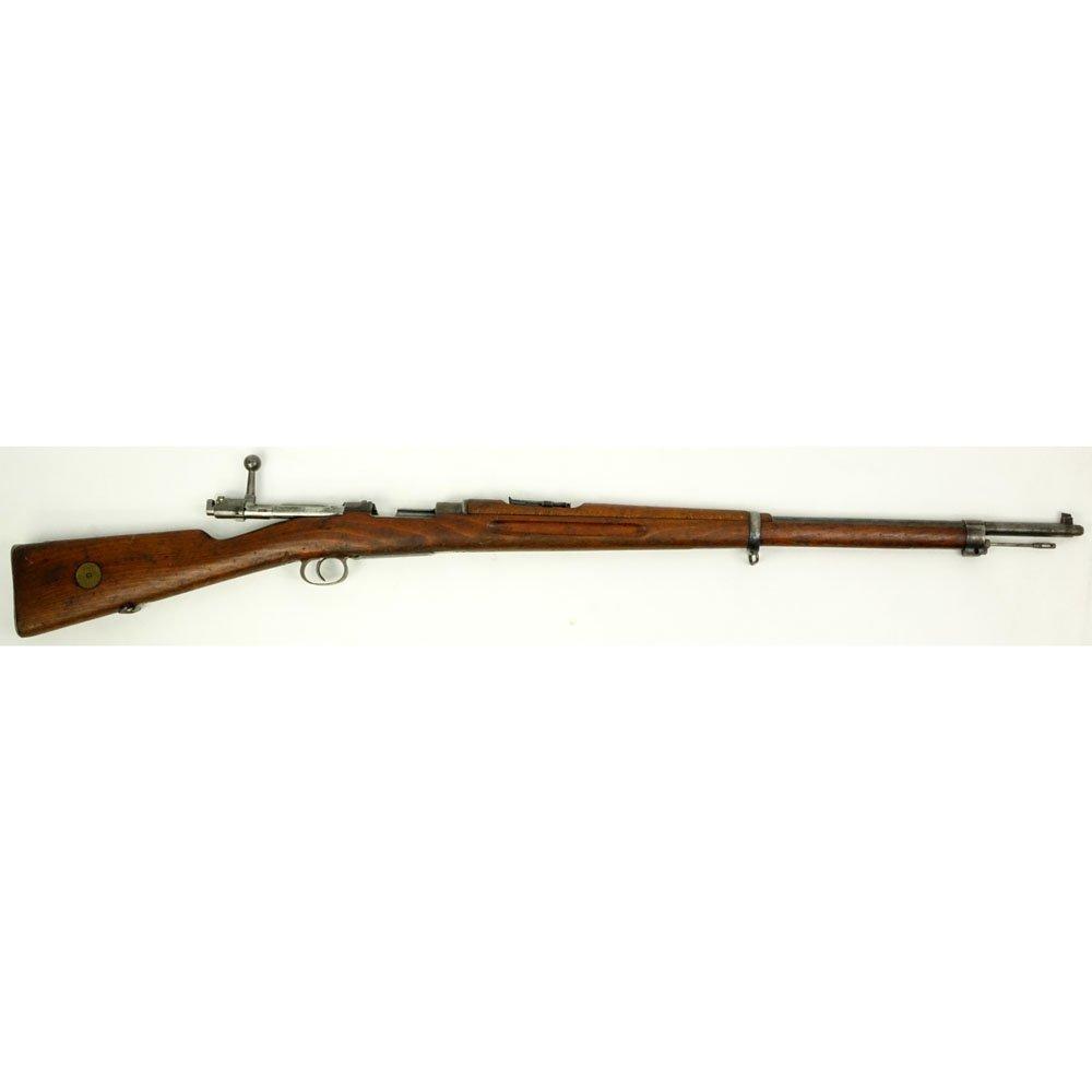 Antique Swedish Mauser M96 Carl Gustafs Stads