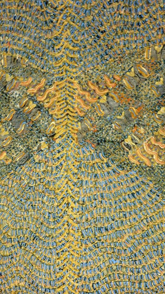 Frank Faulkner, American (b-1946) Modern Abstract - 3