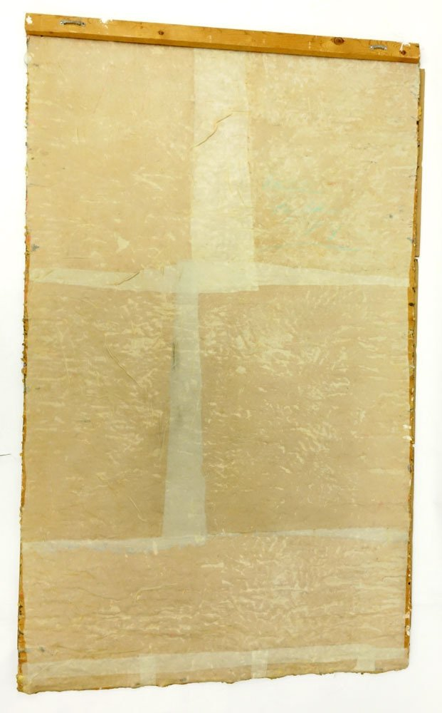 Frank Faulkner, American (b-1946) Modern Abstract - 4