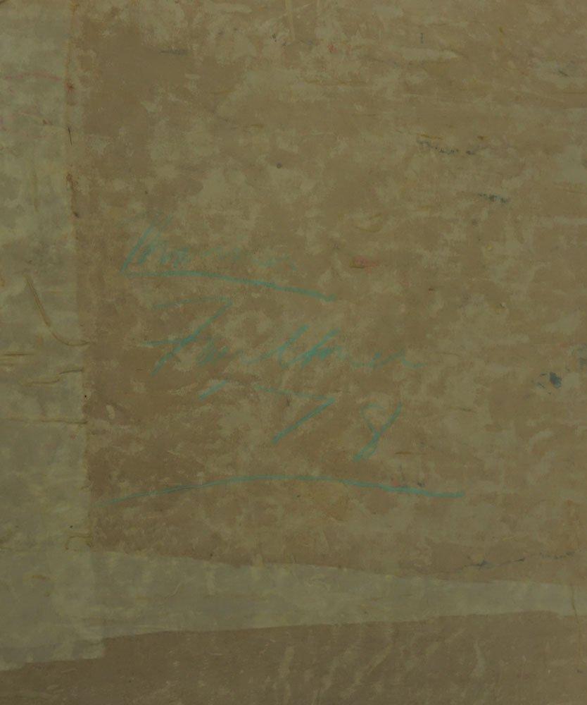 Frank Faulkner, American (b-1946) Modern Abstract - 5