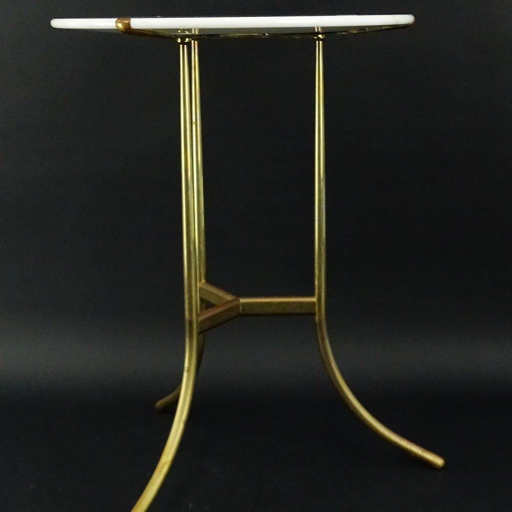 Cedric Hartman, American (b-1929) Occasional Brass and - 2