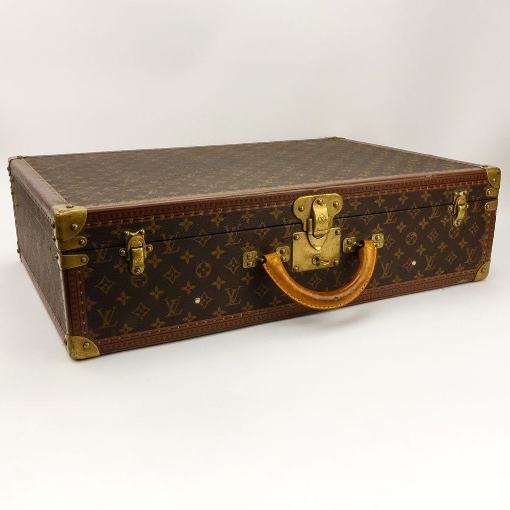 Vintage Louis Vuitton Monogram Canvas Hardside