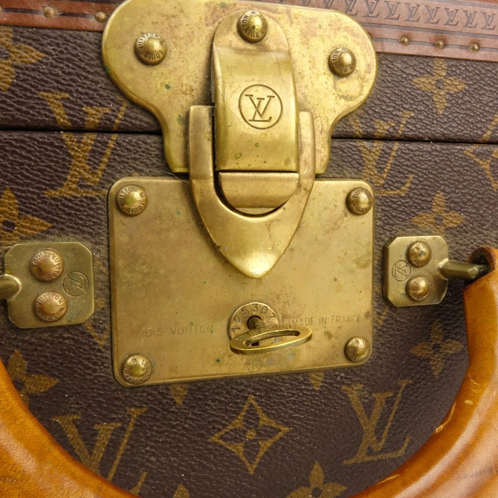 Vintage Louis Vuitton Monogram Canvas Hardside - 2