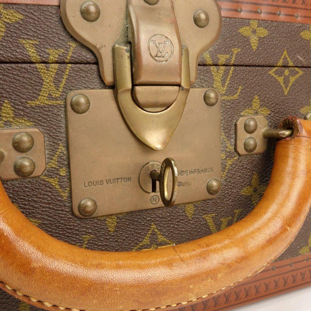 Vintage Louis Vuitton Monogram Canvas Hardside - 2