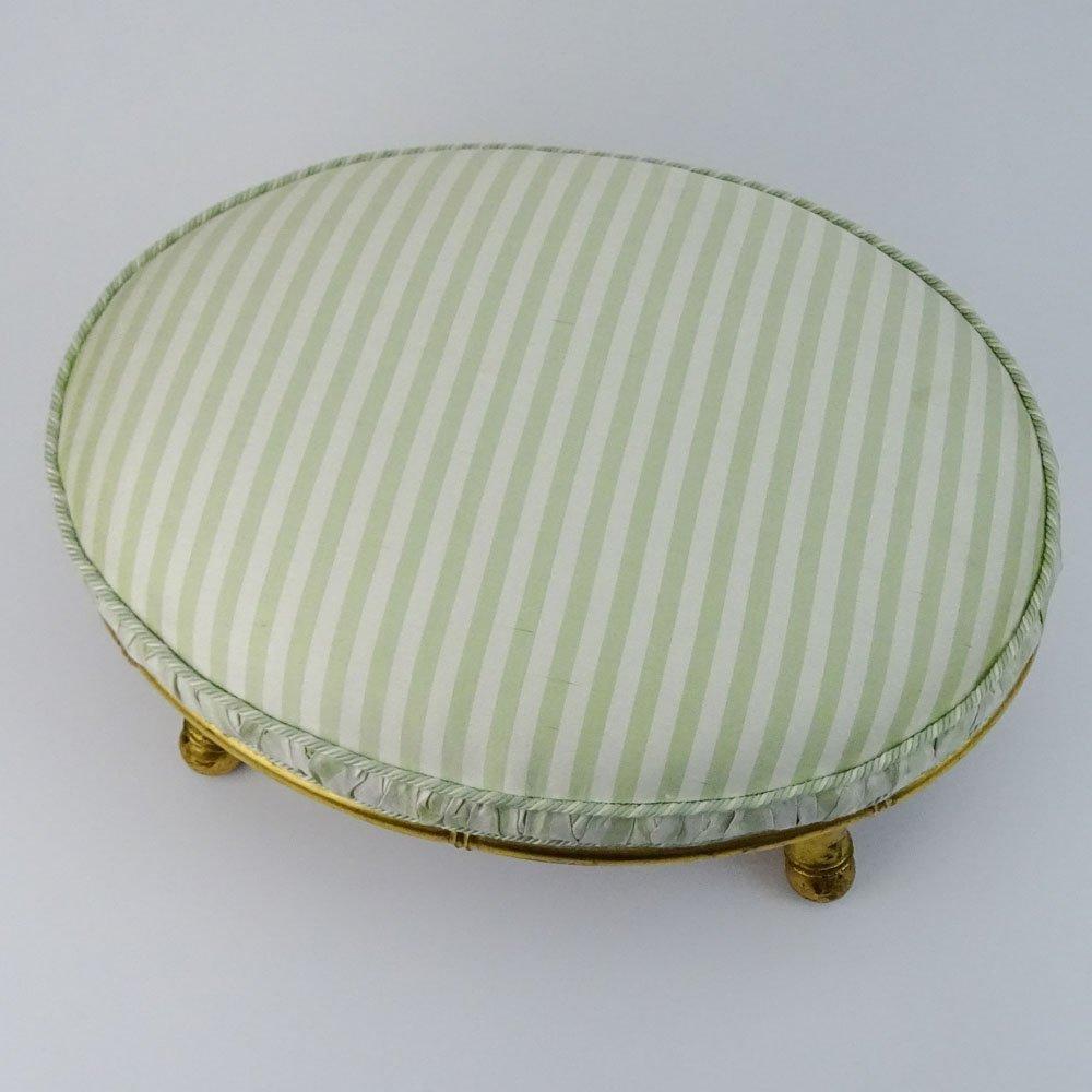 Bancroft & Dyer Furniture Gilt Wood Bamboo Style - 2