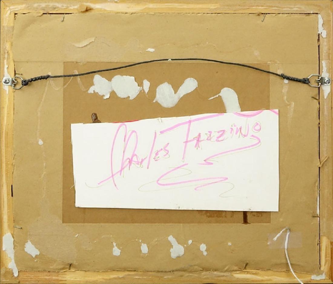 "Charles Fazzino, American (b-1955) 3-D Pop Art ""Going - 7"