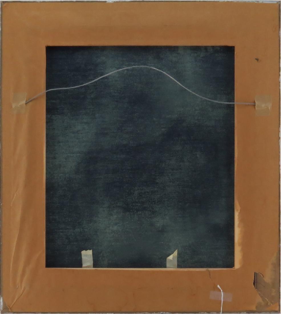 Laurent Casimir, Haitian (1928-1990) Oil on Canvas - 4