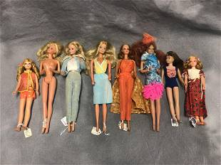 81960s Barbies Skippers
