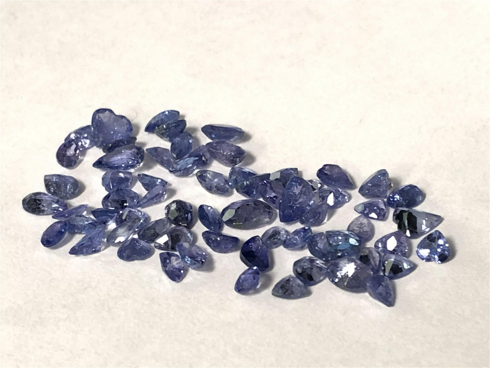 Tanzanite Parcel of 20cts