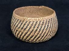Yurok Tribe Basket by Frances Roberts