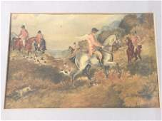 Attributed,James Ward(1769-1859)Watercolor