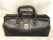 Vintage Doctors Bag w Asst Tools  West German Miller