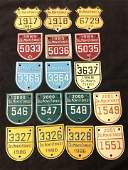 (17)Del Monte Forest Pebble Beach Gate Passes - Auto