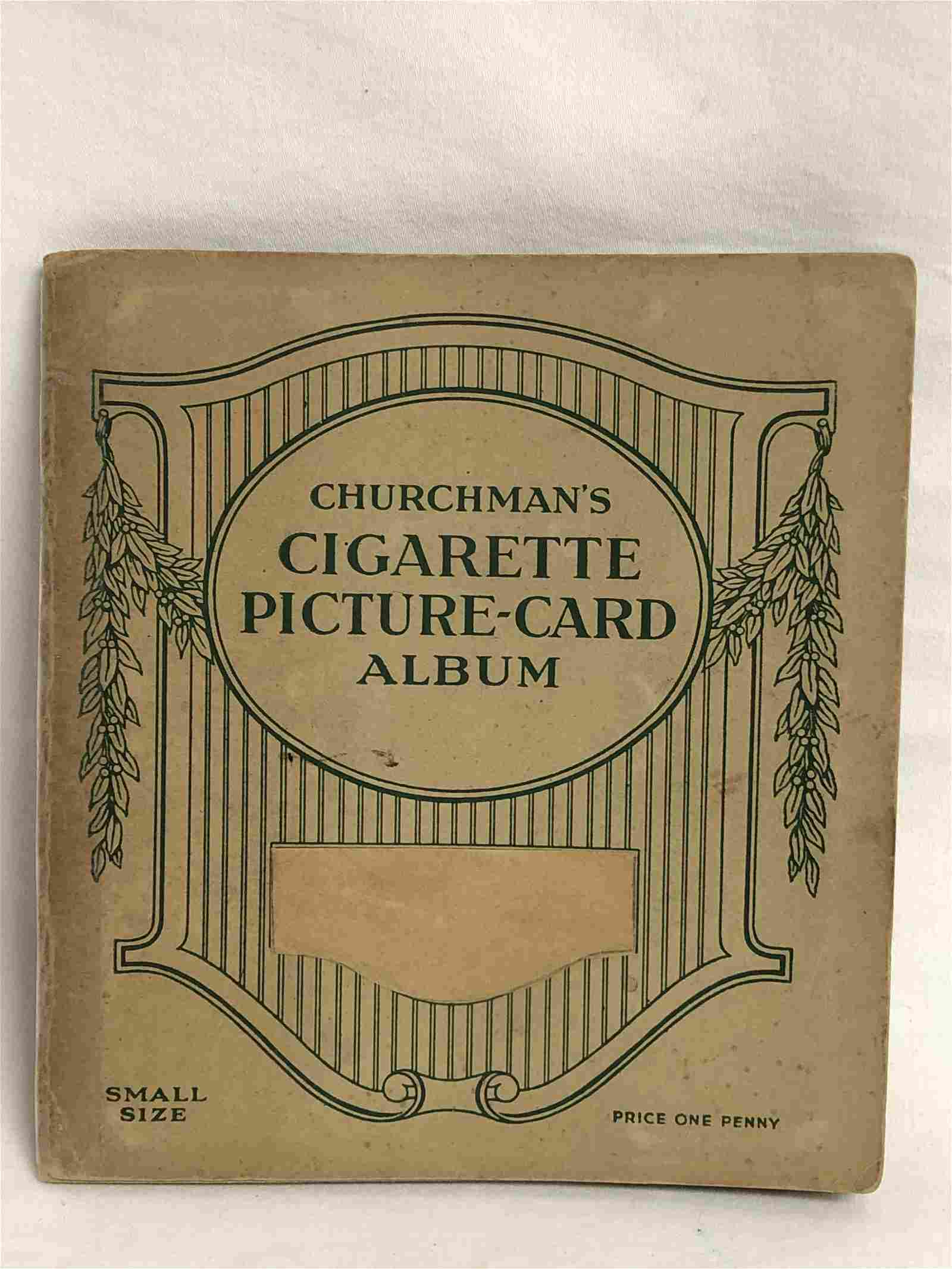 1938 Churchman's Cigarette Boxing Cards - Complete Set