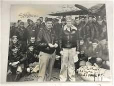 WWII Doolittle Raider Autographed Photo  Richard Cole
