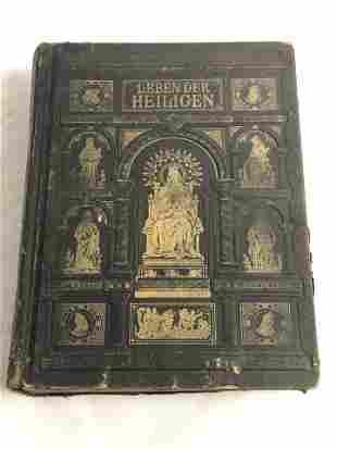 Leben Der Heiligen Das Leben Der Hardcover