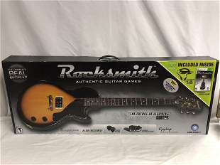 XBOX Rocksmith Real Guitar Kit - New in Box