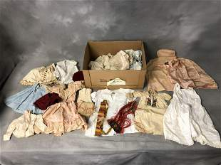 Vtg Doll / Baby Clothes - Various Styles / Sizes