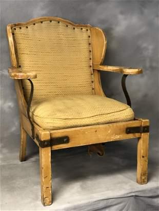 Monterey Wing Chair Mason Mfg - 29'' x 24'' x 35.5'' ,
