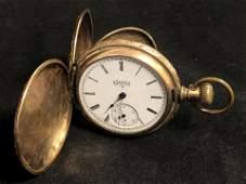Atq Elgin Watch Co. Pocket Watch - 1894, 7 Jewel, Sz