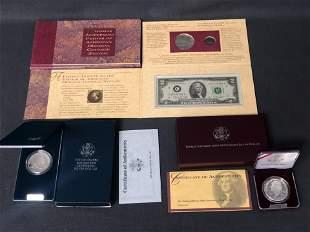 Presidential Coin Sets - Thomas Jefferson,More - Thomas