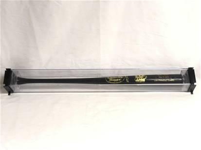 Barry Bonds Commemorative #715HR Bat,Case - S.F. Giants