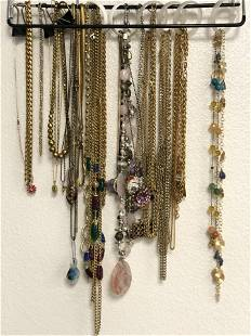 Asst Fashion Jewelry, Necklaces,Bracelets - 36pcs in