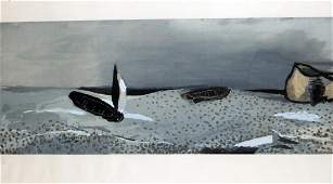 Braque, nach Georges: Au bord de la mer