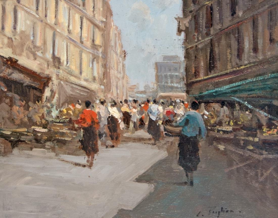 Ruplin?: Auf dem Markt